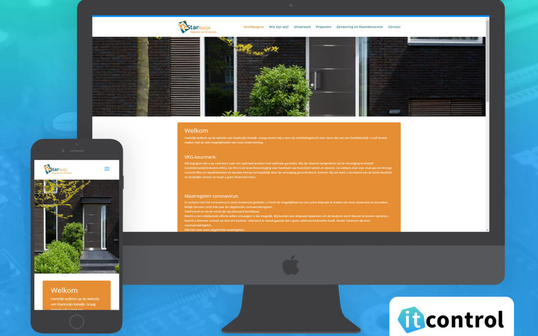 Website Starkozijn
